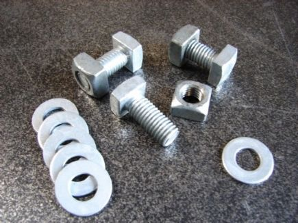 Tank Bolts, Nuts, & Washers
